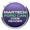 Aktywacja Martech Ford CAN code reader